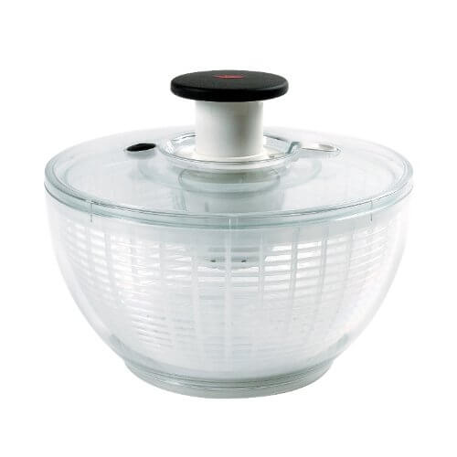 OXO Mini-Salatschleuder Transparent